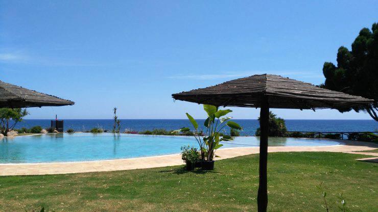 Il resort di Temptation Island (Foto Facebook)