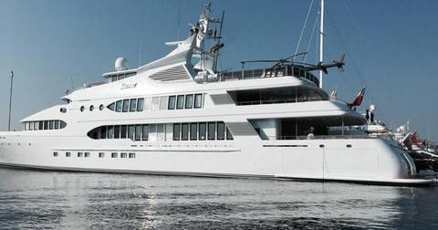 Mega Yacht di lusso a Gallipoli