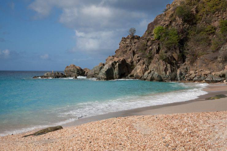 Saint-Barthélemy, Antille (roccofoto iStock)