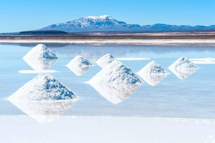 Salar de Uyuni, Bolivia (iStock)