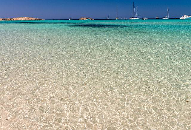 Ses Illetes, Formentera (Travelbusy.com, CC BY 2.0, Wikicommons)