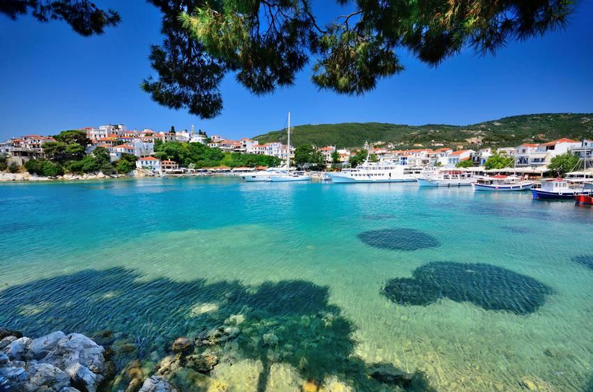 Le isole greche da visitare in primavera ecco dove andare for Dove andare in vacanza 2017