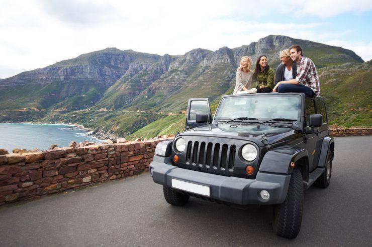 Vacanze in auto (PeopleImages iStock photos)