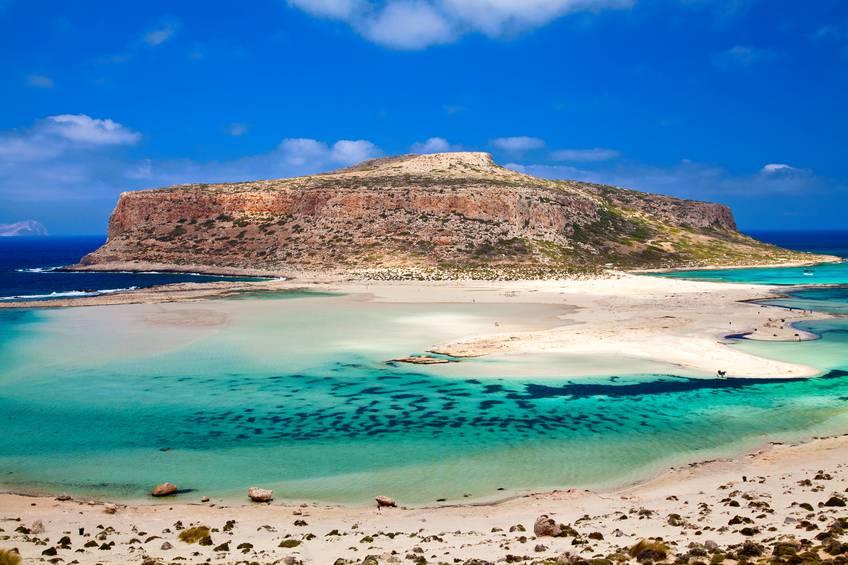 Balos Lagoon, Chania, Creta (iStock)
