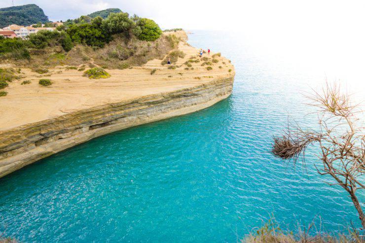 Il Canale dell'Amore a Sidari - Corfu (Angelafoto, iStock)
