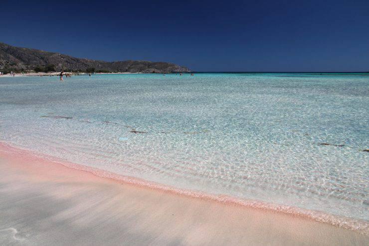 Elafonissi, Creta (iStock)