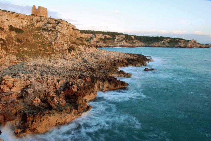 Porto Selvaggio near Lecce, Italy