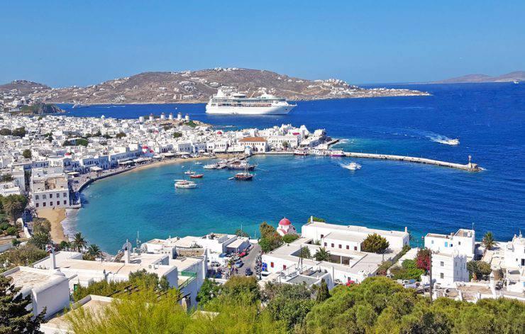 Mykonos, Chora (iStock)