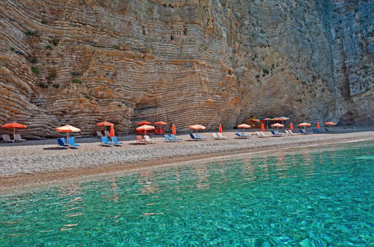 Paradise beach, Paleokastritsa,Corfu (iStock)