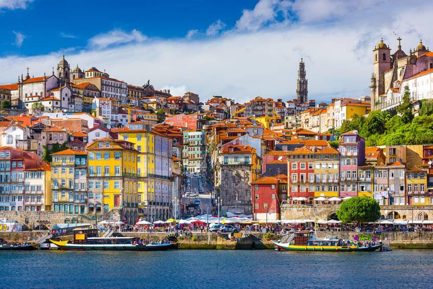 La città vecchia di Porto (Sean Pavone, iStock)