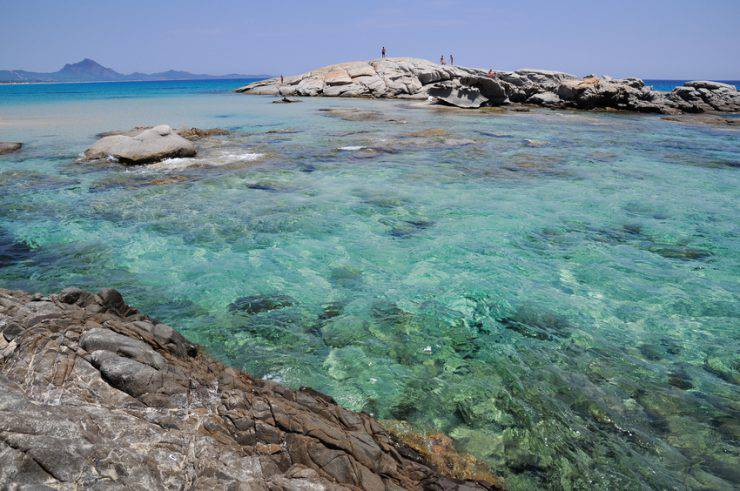 Scoglio di Peppino, Costa Rei, Sud Sardegna (iStock)