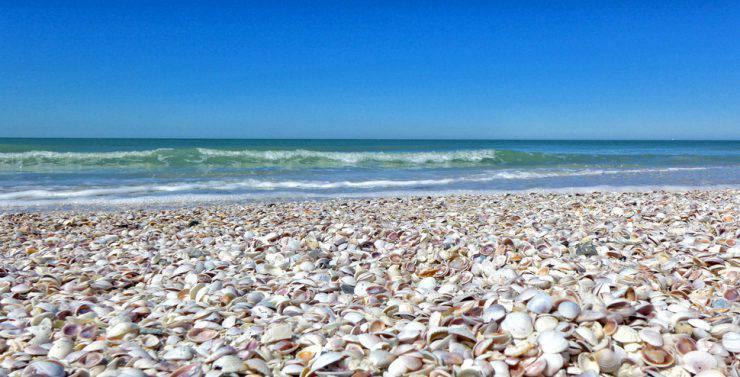 Spiaggia di Conchiglie (iStock)