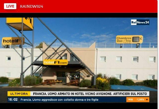 Screenshot Rainews24