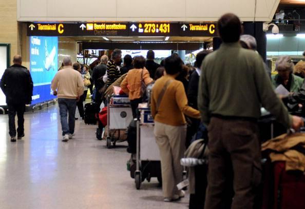 sciopero negli aeroporti