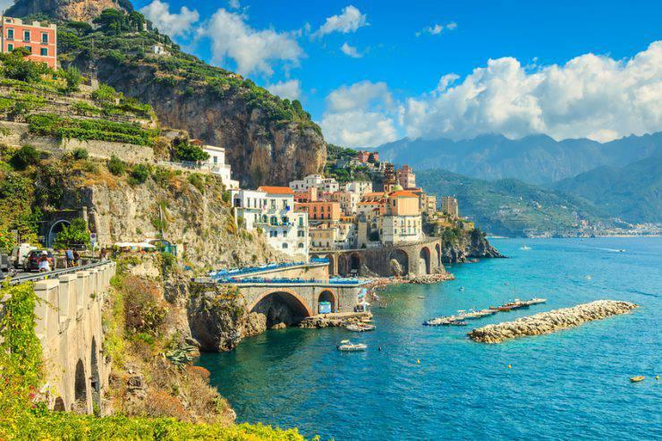 Amalfi (iStock)