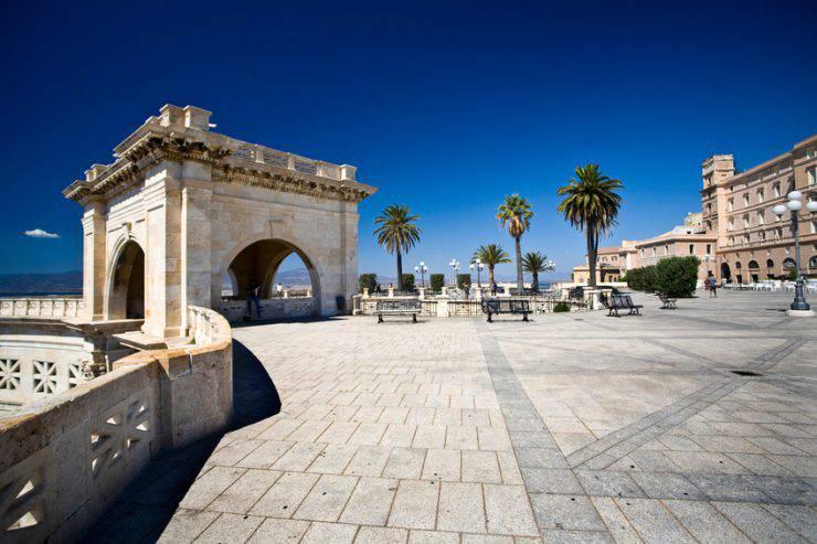 Cagliari (seraficus, iStock)