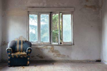 Casa abbandonata (iStock)
