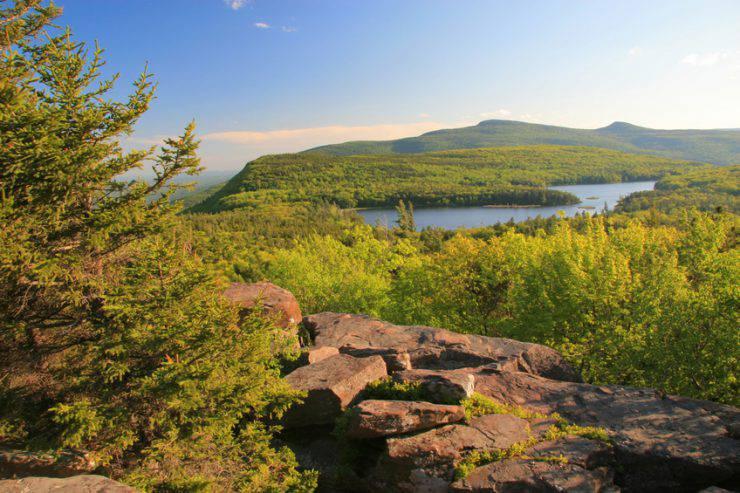 Monti Catskill, Valle dell'Hudson, New York (Colin Young, iStock)