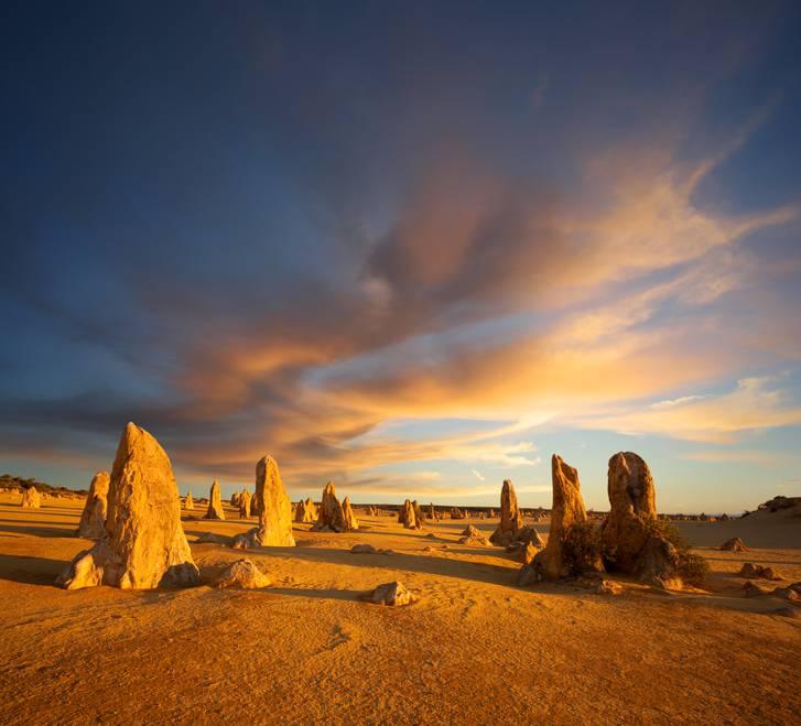 Deserto dei Pinnacoli, Australia (Simon Bradfield, iStock)