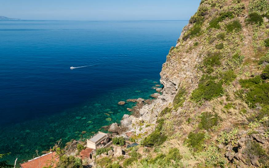 Costa Viola. Calabria