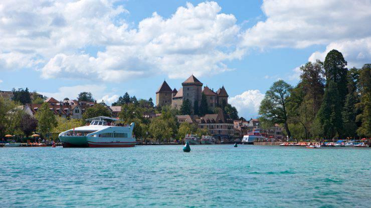 Lago di Annecy (iStock)