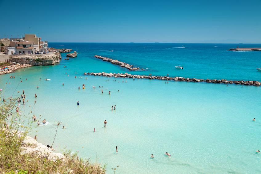 Spiaggia di Otranto (iStock)