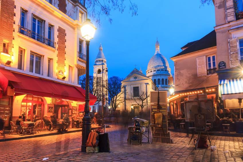 Parigi i posti più belli