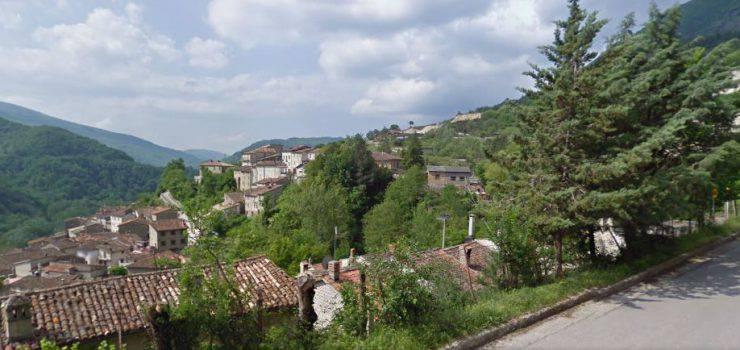 Pescara del Tronto (Google Street View)