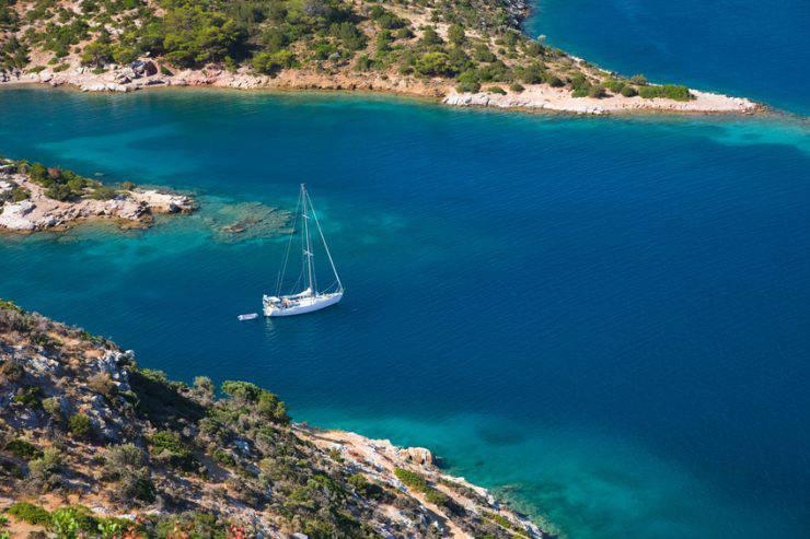 Isola di Poros, Grecia (Sergey Borisov, iStock)