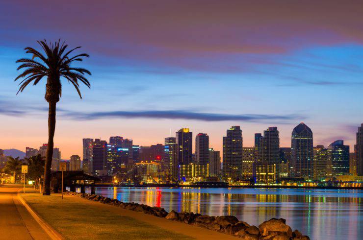 San Diego (iStock)