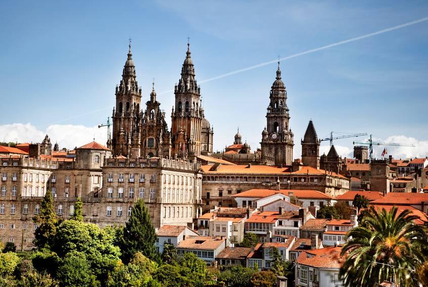 Santiago de Compostela (iStock)
