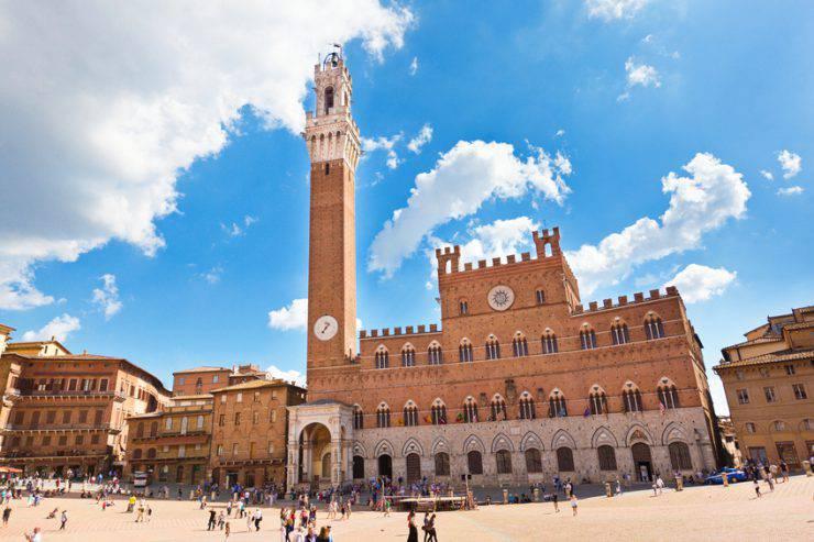 Siena, Piazza del Campo (YinYang, IStock)