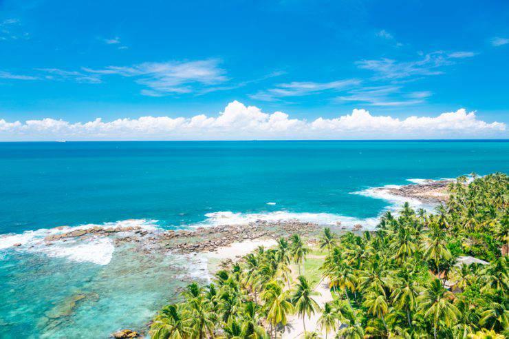 Sri Lanka (Andrey Danilovich, iStock)