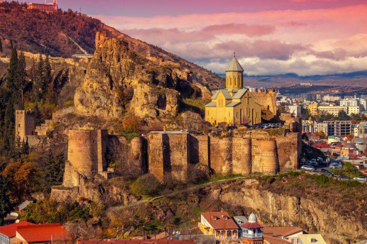 Tbilisi, Georgia (iStock)