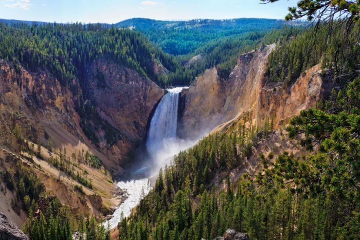 Parco Nazionale di Yellowstone (David Sucsy, iStock)