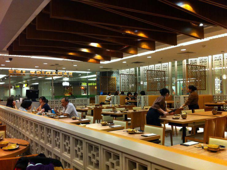 Ristorante Changi Airport (foodiefc.blogspot.com)