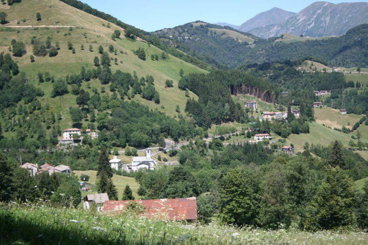 Morterone, Lecco (Foto Wikipedia)