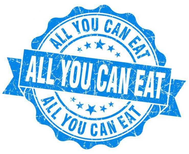 All you can eat (iStock)