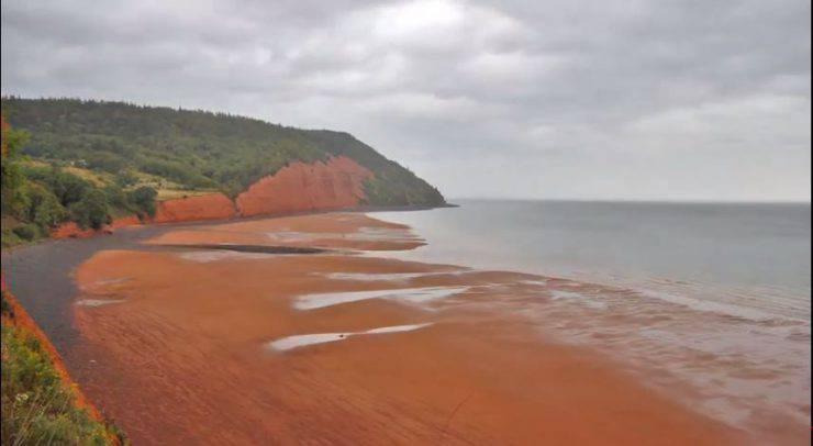 Alta marea (Screenshot YouTube)
