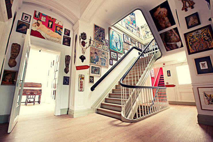 Amsterdam Tatoo Museum (Foto Facebook)
