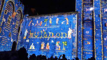 """Les Luminessences d'Avignon"" (Facebook)"