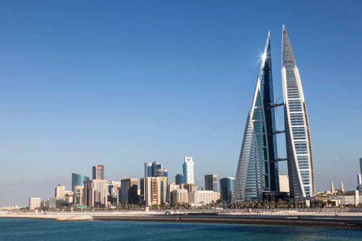 Manama, Bahrain (iStock)