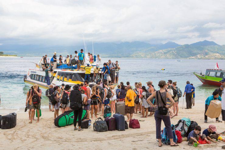 Bali, turisti (iStock)