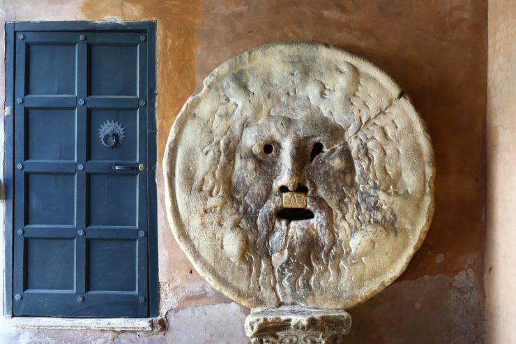 La Bocca della Verità a Roma (iStock)