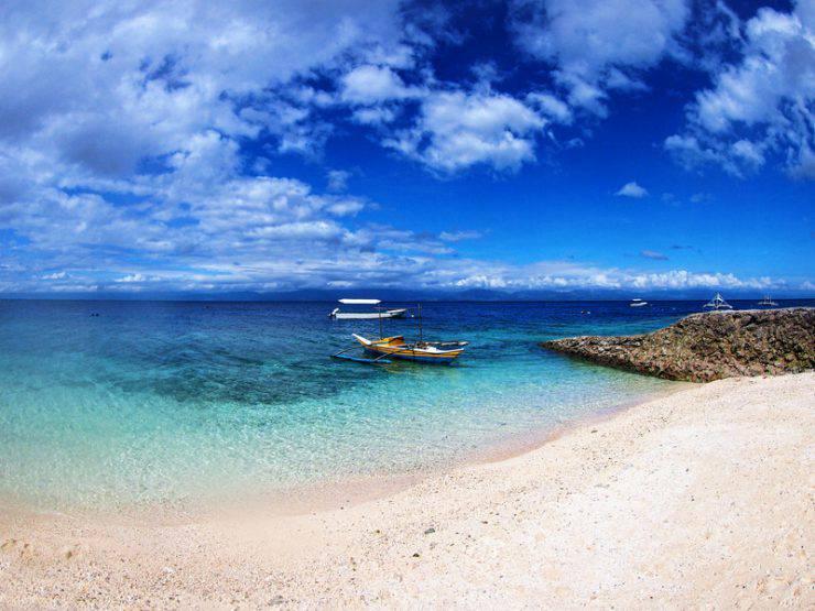 Panagsama Beach, Moalboal, Cebu, Filippine (iStock)