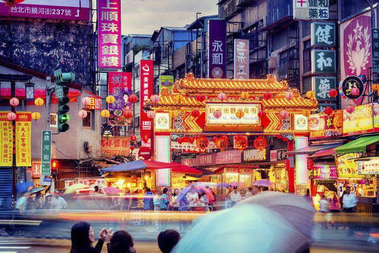 Taipei (iStock)