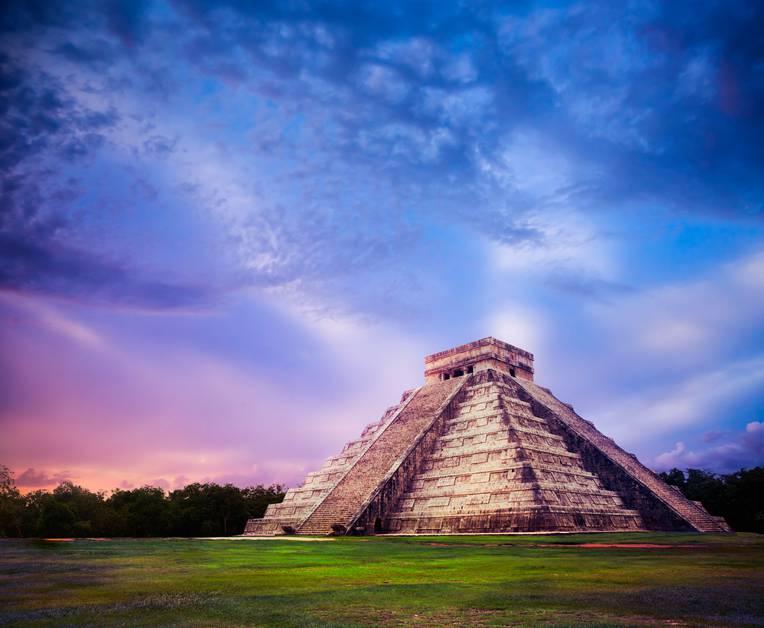 Chichen Itza, Messico (iStock)