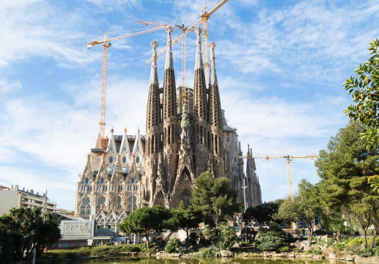 Sagrada Familia, Barcellona (iSTock)
