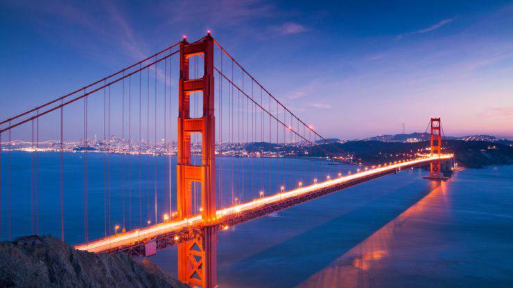 Golden Gate Bridge, San Francisco, California (somchaij, iStock)