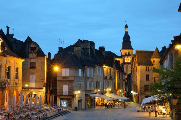 Place du Peyrou, Sarlat-la-Canéda (iStock)